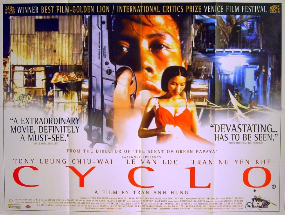 CYCLO (1995) poster 3